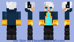 NataproMC Minecraft Skin