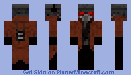 fallout Minecraft Skin