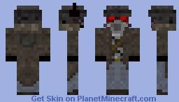 Ncr ranger Minecraft Skin