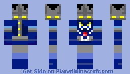 Needle Man Minecraft Skin