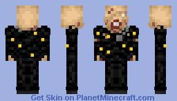 Resident Evil 3 Remake Nemesis Minecraft Skin