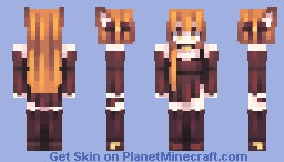 Nemi Minecraft Skin
