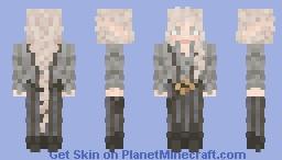 Suspenders, baby! Minecraft Skin