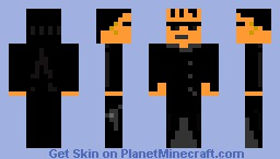 Neo | The Matrix Minecraft Skin