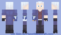 Nero Minecraft Skin
