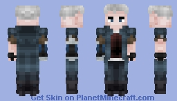 Nero | DMC 5 Minecraft Skin