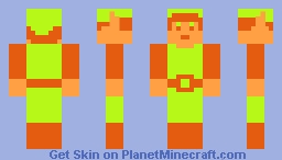 NES Legend of zelda Link Minecraft Skin