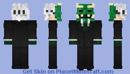 [OC] Netami Minecraft Skin
