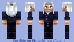 Netflix Witcher (Shirt) Minecraft Skin