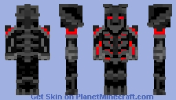 Nether Knight [V2] Minecraft Skin