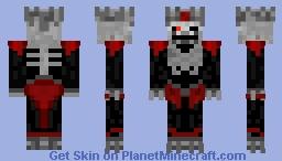 Nether Lord [V2] Minecraft Skin