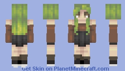 Never Enough - Minecraft Skin