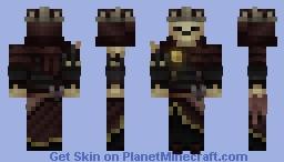𝙲𝚞𝚛𝚜𝚎𝚍 𝙽𝚎𝚌𝚛𝚘𝚕𝚘𝚛𝚍 Minecraft Skin