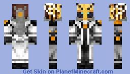 Bee 97 Minecraft Skin