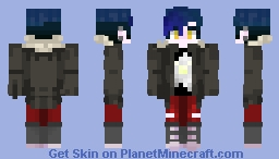 Icarus Flamouria Minecraft Skin