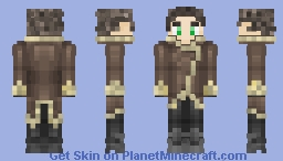 I don't have a name Minecraft Skin