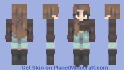 love. + skinning challenges!!! Minecraft Skin