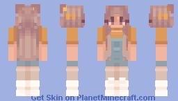 Hello! It's Phoebe Minecraft Skin