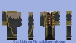 nice outfit commission [LOTC] Minecraft Skin
