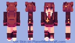 Yeowun💖 Minecraft Skin