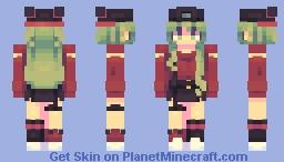 💚💝 Minecraft Skin