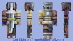 Knight Experiment Minecraft Skin