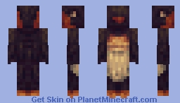 Penguin Skin Minecraft Skin