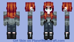 Speaking Terms - RedHunny Minecraft Skin