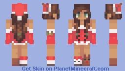christmas cheer Minecraft Skin