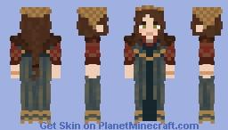 Haeseni Noblewoman [LOTC] Minecraft Skin