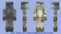   Cover Me In Diamonds...   Minecraft Skin