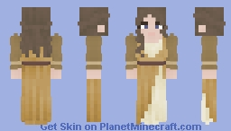 [LOTC] Lemon Girl (NOT free to use) Minecraft Skin