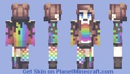 🌸 Dubstep 🌸 Minecraft Skin