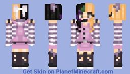 Soft Goth-Personal Minecraft Skin