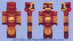 Toy Robot Minecraft Skin