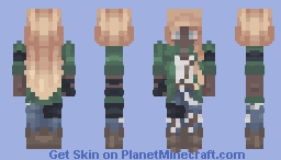 | Shoot me down... | Minecraft Skin