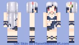 [Summer Zest] Zona Xoniz Zuni Minecraft Skin