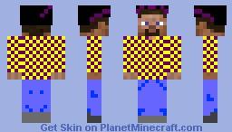 Jank6 - Official 4th Skin -  Disco Minecraft Skin