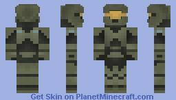HALO 4 Minecraft Skin