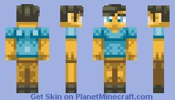 Generic Male Minecraft Skin