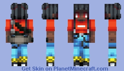 Vans Minecraft Skin