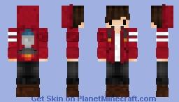 Nexku Seding Modern! Minecraft Skin