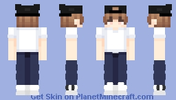 -Nick- Minecraft Skin