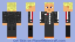 Nick Minecraft Skin