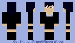 Nico Robin Minecraft Skin
