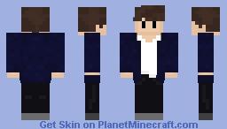 Casual Saph Minecraft Skin