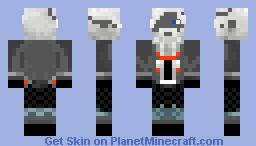 white wizard Minecraft Skin