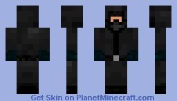 Night Assassin Minecraft Skin