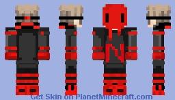 Nightmare Dream Minecraft Skin