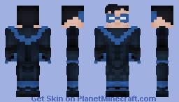 Nightwing ( DC Universe ) (Wave 4)